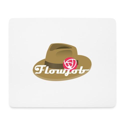 Flowjob Logo - Mouse Pad (horizontal)