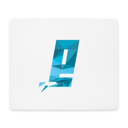 Eventuell Logo small - Shirt White - Mousepad (Querformat)