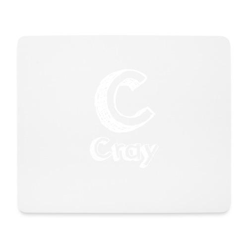 Cray Hoddie - Mousepad (Querformat)