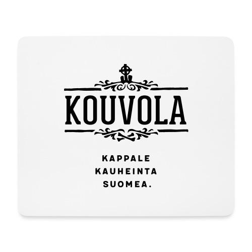 Kouvola - Kappale kauheinta Suomea. - Hiirimatto (vaakamalli)
