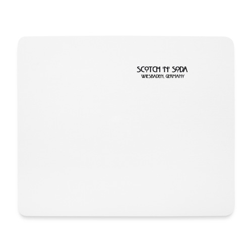 Goldgasse 9 - Front - Mouse Pad (horizontal)