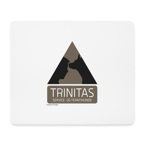 Trinitas musemåtte - Mousepad (bredformat)