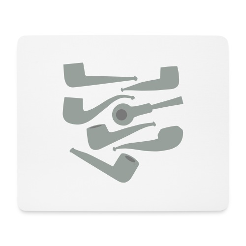 Italian Pipes - Mouse Pad (horizontal)