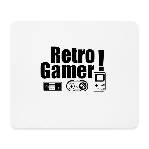 Retro Gamer! - Mouse Pad (horizontal)