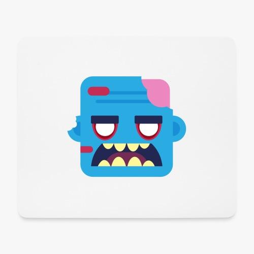 Mini Monsters - Zombob - Mousepad (bredformat)