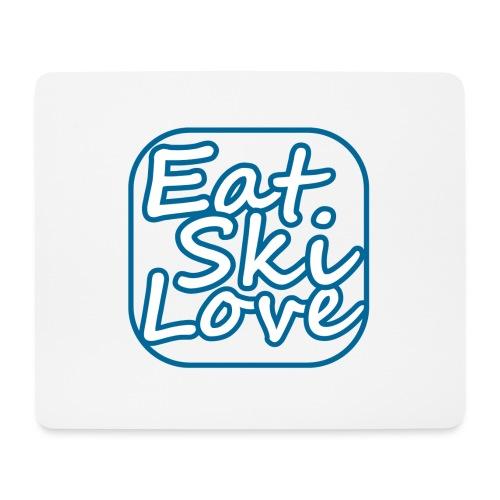 eat ski love - Muismatje (landscape)