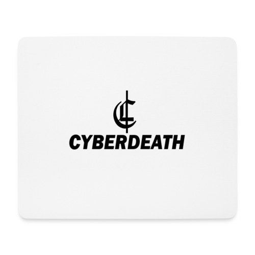 Cyberdeath Polo Tee - Mousepad (Querformat)