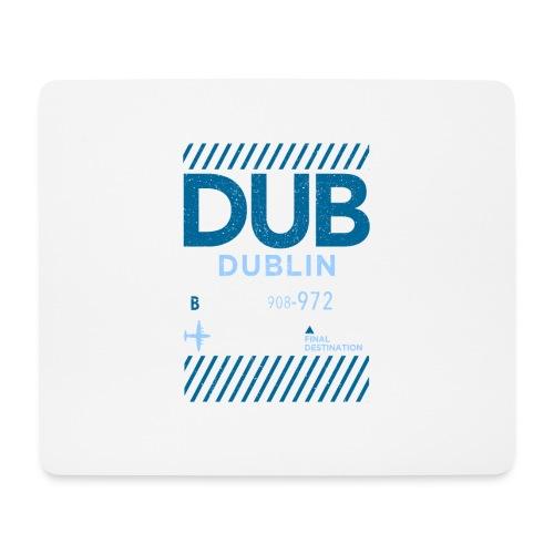Dublin Ireland Travel - Mouse Pad (horizontal)