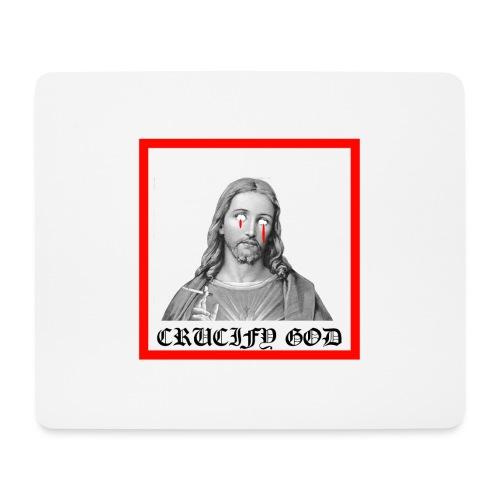 Crucify God | Sad Jesus - Hiirimatto (vaakamalli)