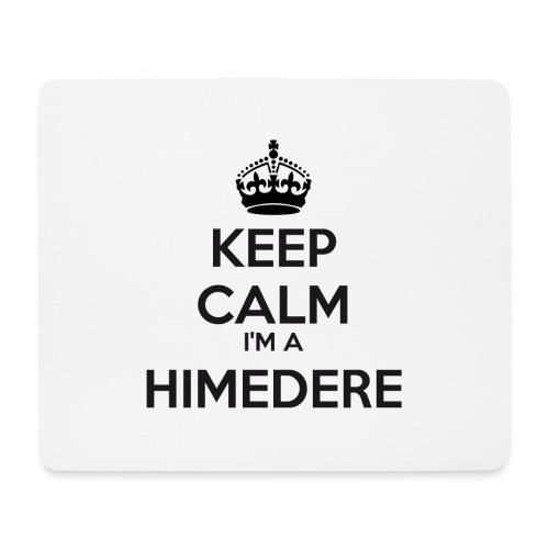 Himedere keep calm - Mouse Pad (horizontal)