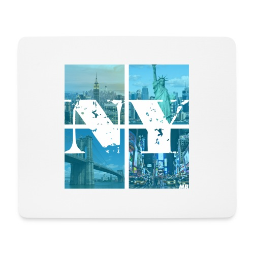 NEW YORK BLUE - Mousepad (Querformat)