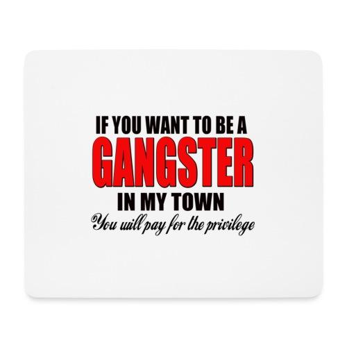 ville gangster - Tapis de souris (format paysage)