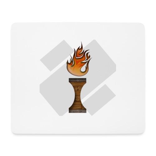 La Flamme de La Ilteam ! - Tapis de souris (format paysage)