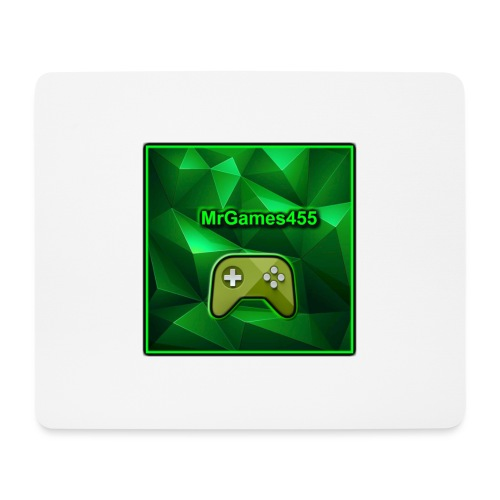 MrGames455 - Mouse Pad (horizontal)