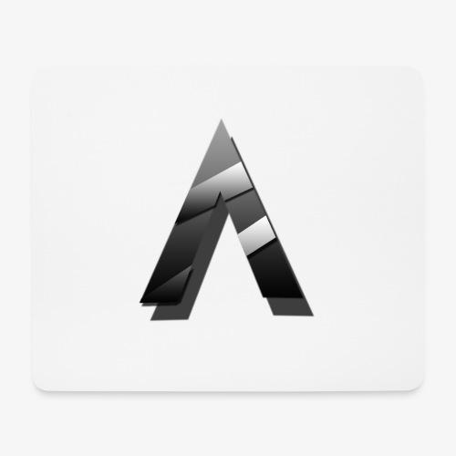 A for Arctic - Tapis de souris (format paysage)