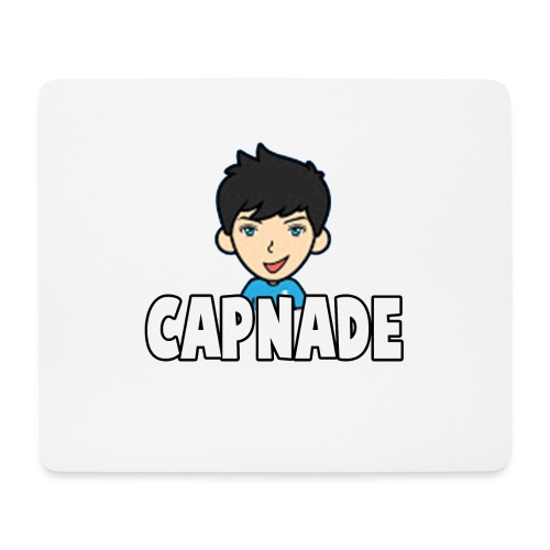 Basic Capnade's Products - Mouse Pad (horizontal)