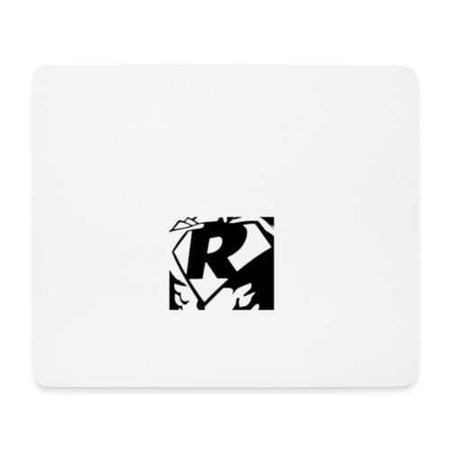 Black R2 - Mouse Pad (horizontal)