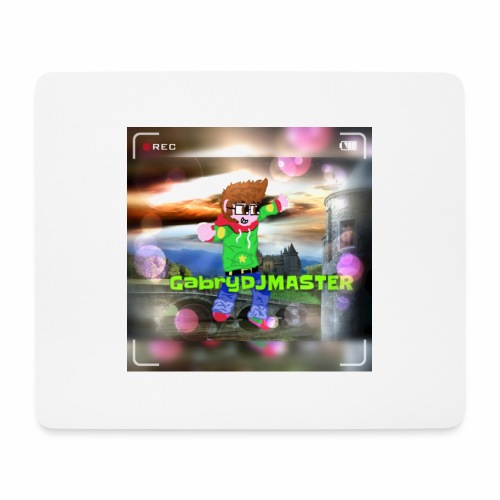 Il mio personaggio - Tappetino per mouse (orizzontale)