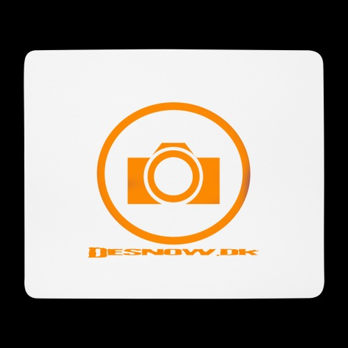 Orange 2 png - Mousepad (bredformat)