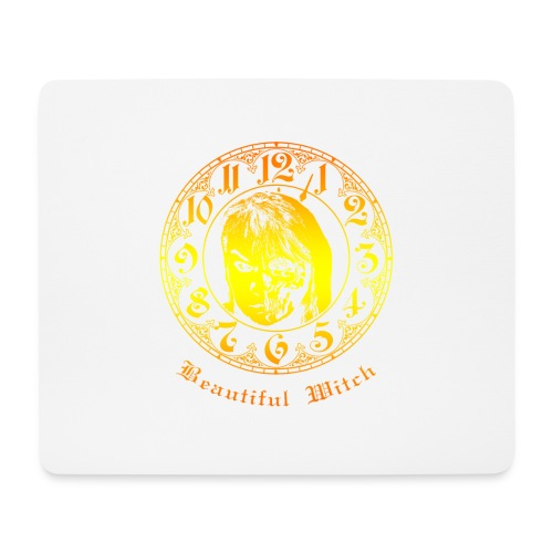 Beautiful Witch | Classic - Mousepad (Querformat)