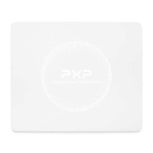 white logo transparent 2x - Mouse Pad (horizontal)