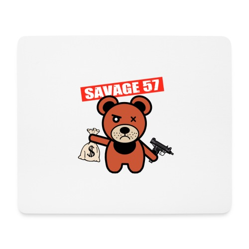 Savage 57 - Tapis de souris (format paysage)