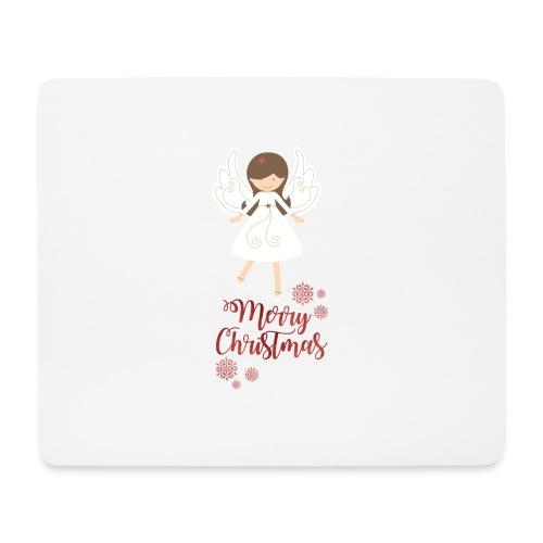 Weihnachtstasse - Mousepad (Querformat)
