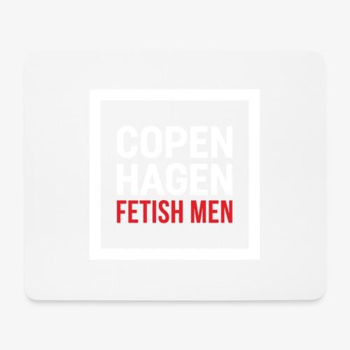 CFM Big Logo - Mousepad (bredformat)