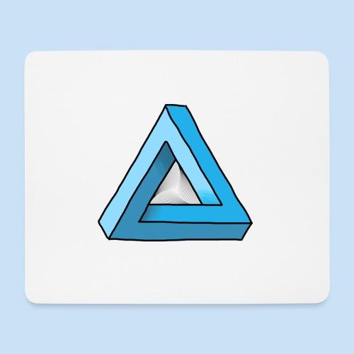 Triangular - Mousepad (Querformat)