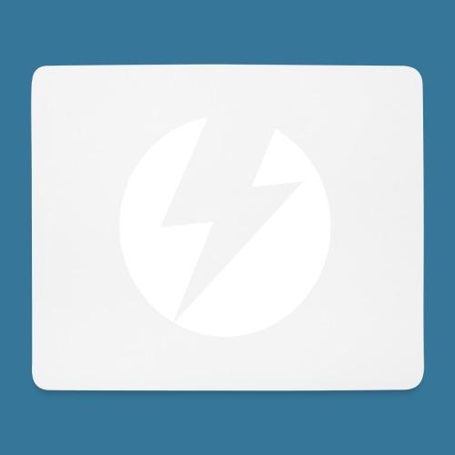 BlueSparks - White - Mouse Pad (horizontal)