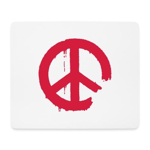 PEACE - Mousepad (Querformat)