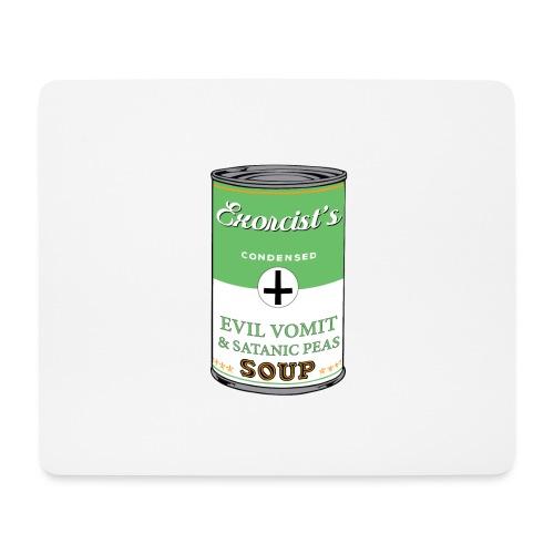 Exorcist's soup - Tapis de souris (format paysage)