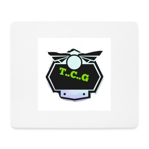 Cool gamer logo - Mouse Pad (horizontal)