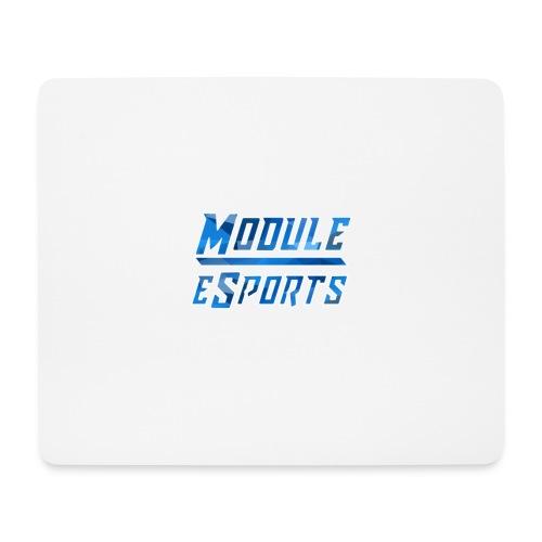 Module Text Logo - Mouse Pad (horizontal)