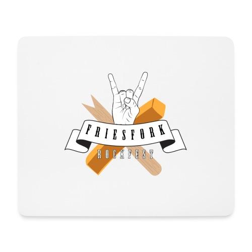 Friesfork Logo - Mousepad (Querformat)