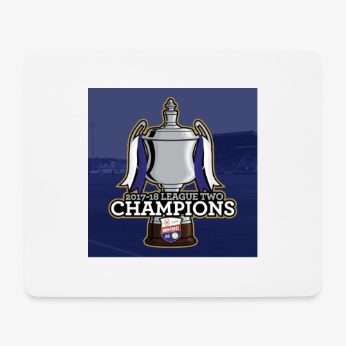 MFC Champions 2017/18 - Mouse Pad (horizontal)