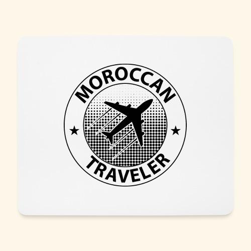 Moroccan Traveler - Tapis de souris (format paysage)