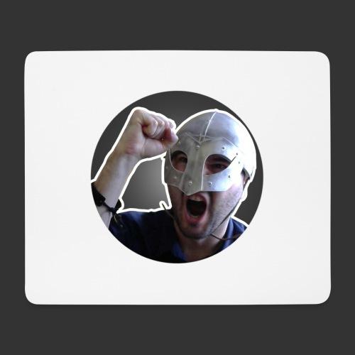 Logo kanału wicek3d na Youtube - Podkładka pod myszkę (orientacja pozioma)