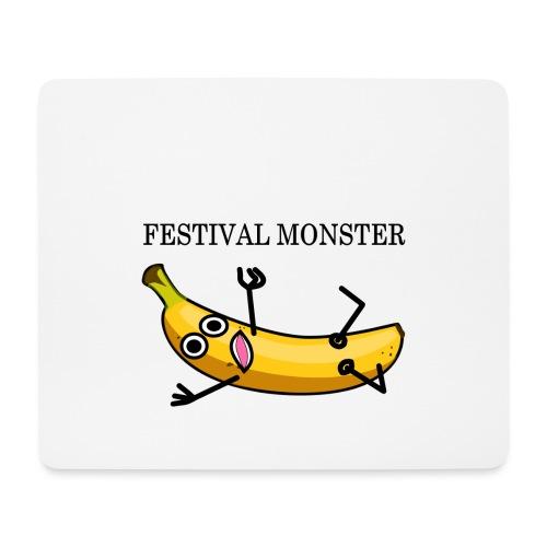 Festival Banane - Mousepad (Querformat)