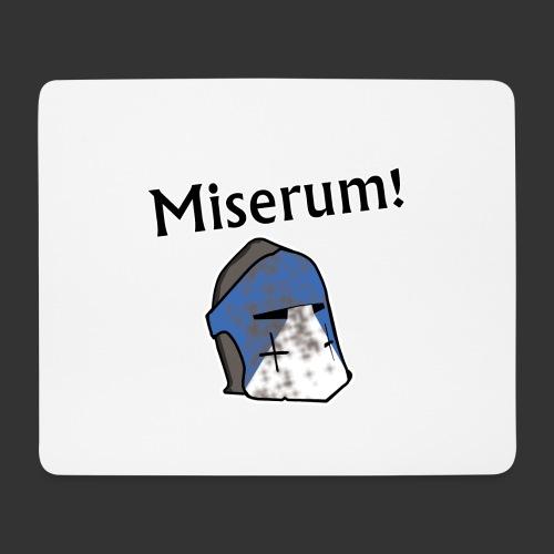 Warden Cytat Miserum! - Podkładka pod myszkę (orientacja pozioma)