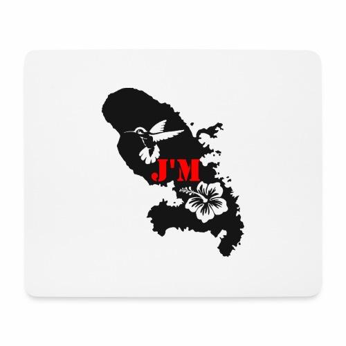 J'M La Martinique - Tapis de souris (format paysage)