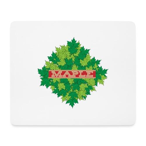 maple - Mousepad (Querformat)