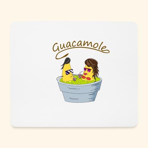 Guacamole - Alfombrilla de ratón (horizontal)