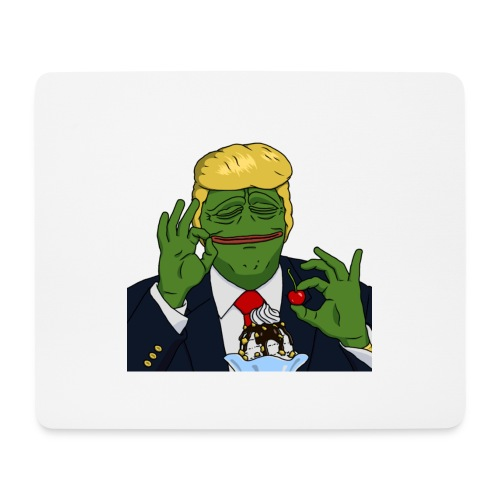 Two Scoops Trump - Mouse Pad (horizontal)