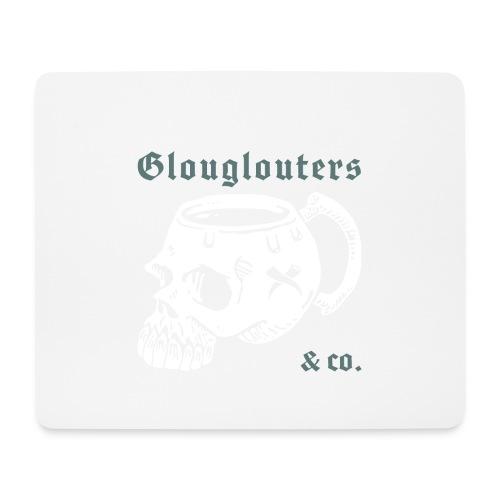 glouglouters - Tapis de souris (format paysage)