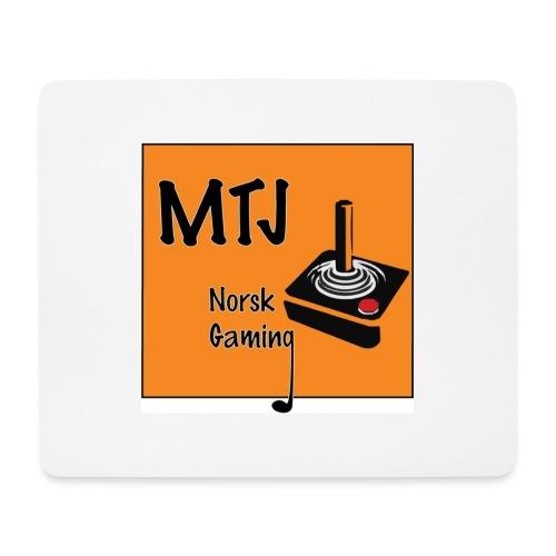 Mtj Logo - Musematte (liggende format)