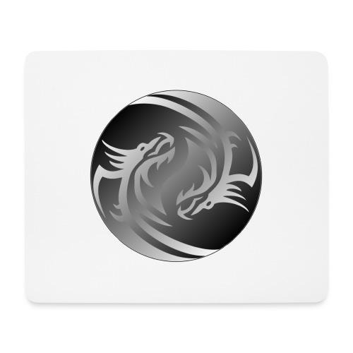 Yin Yang Dragon - Mouse Pad (horizontal)