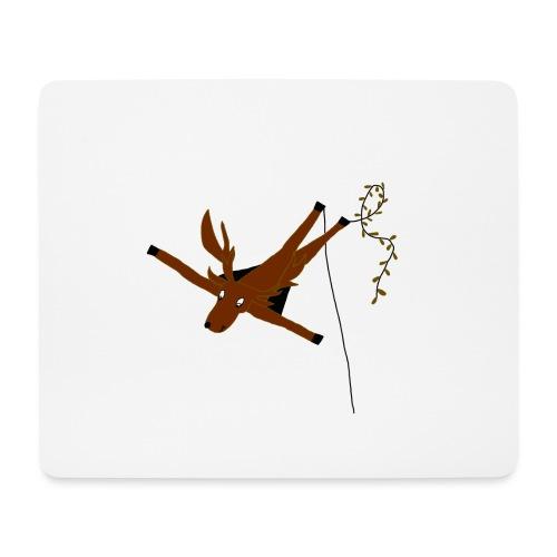 Cerf-Volant - Tapis de souris (format paysage)