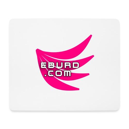 EBURD LOGO GROSS - Mousepad (Querformat)