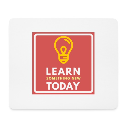 Learn something new today - Muismatje (landscape)